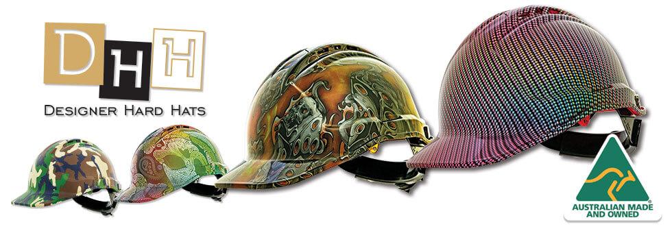 Designer Hard Hats Banner