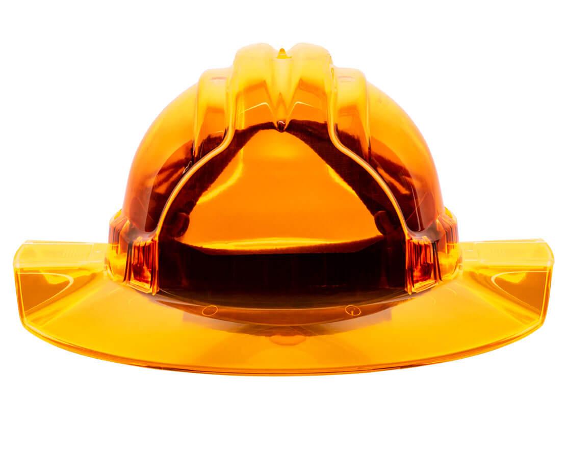 Clearview Broadbrim Hard Hats Australian Made