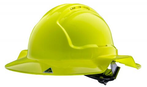 Tuffgard BB Solid Fluro Yellow